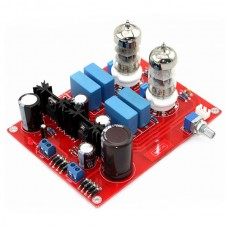 6N3x2 Tube Preamplifier Board (Matisse Circuit) Assembled 1PC