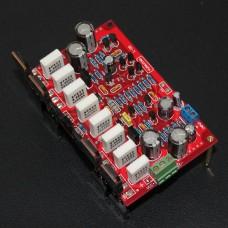 1 Pair Of L20 2 Channel 2CH Amplifier Board 350W L-20 DSPPA Pure Post-Amplifier