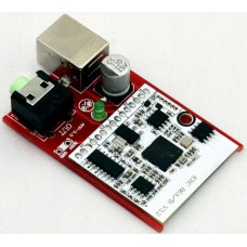 USB 3.2 Bluetooth Receiver 5V with USB Port 15M Range