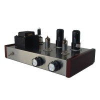 6j4+6p6p 110V /220V HIFI Class A Preamp Tube Valve Preamplifier DIY Kit 1Set