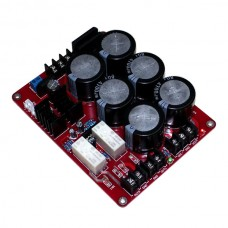 1PC Power Supply Filtering Board with Speaker Protection 6×4700UF/80V For Amplifier