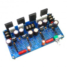 2SC5200 2SA1943 TIP41C TIP42C HIFI AMP 100Wx2 Amplifier Assembled Board