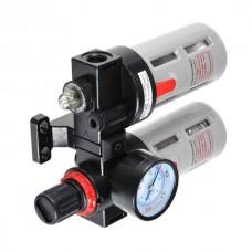BFC-3000 Air Filter Regulator Lubricator Combination BFR3000