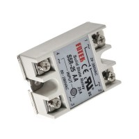SSR-25 AASolid State Relay 24-380V