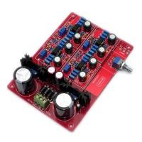 NE5534 Preamplifier AMP Kit DIY Board AC12V-0-AC12V or AC15V-0-AC15V 15W
