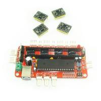 3D Printer Reprap Sanguinololu Ver1.3a + 4x A4988 Board Replacement