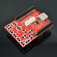 Makey Makey Analog Touch Keyboard USB Shield Module Fully Compatible with Arduino
