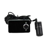 Dual Cameras 2.7 Inch TFT Display 140 Degree Lens 5.0 MP CMOS Sensor Car DVR