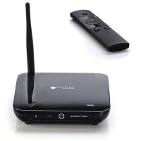 CS968 Applied Android 4.2 1080P HD TV BOX WiFi HDMI Quad-Core 8G Bluetooth Camera MIC