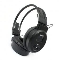 LCD Foldable Wireless Headphone Headset FM Radio TF Card Sport MP3 Player B COO