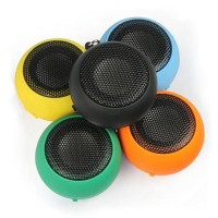 Fast Delivered New Mini Hamburger Speaker For iPhone iPod Laptop MP3