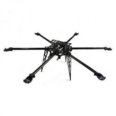FC Model T680 Glass Fiber Hexacopter 680mm FPV Multicopter Aircraft Frame Kit