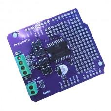 Ardumoto L298P AVR/LPC/STM32 UNO/MEGA Motor Driver Shield For Arduino