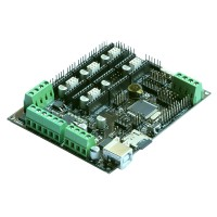 3D Printer RepRap Steppermotors Megatronics V2.0 Main Driver Board Stepper