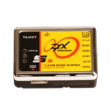Tarot ZYX-S2 ZYX V2 3 Axis Flybarless Gyro ZYX23 Gyro Gyroscope for RC Helicopter Airplane
