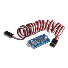 Tarot ZYX-GS RISC ZYX21 Infrared RC PTZ Shutter for Camera Gimbal