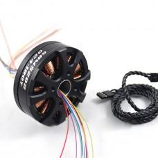 RCTimer BGM5208-180T Brushless Gimbal Motor w/Conducting Ring for 800-1500g DSLR Camera Gimbal FPV