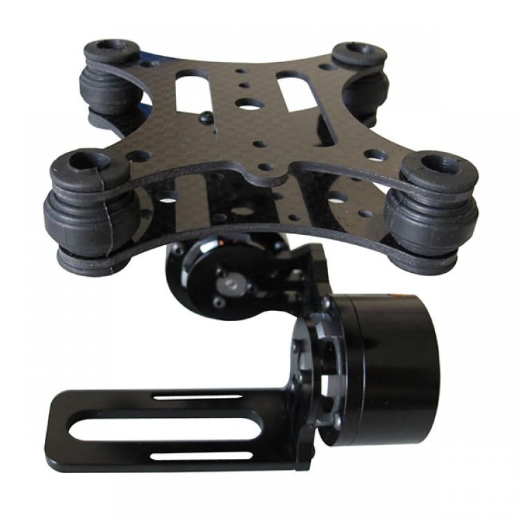 Diy Cnc Gopro Hero3 Metal Camera Gimbal Mount W Motor