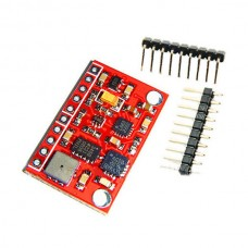 10DOF 9-axis Indicator Module L3G4200D ADXL345 HMC5883L BMP085 Acceleration Gyro