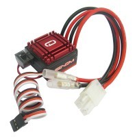 HiForce 320A Brushed Speed Controller ESC for RC 1/10 Car Truck Boat VSC with Brake Function