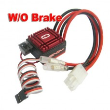 HiForce 320A Brushed Speed Controller ESC for RC 1/10 Car Truck Boat VSC without Brake Function