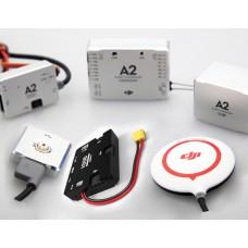 DJI A2 Flagship Multirotor Stabilization Controller Flight Control GPS + DJI IOSD-M2 iOSD Mark II Combo