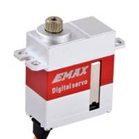 EMAX ES9256 HV Swash & Rotor Tail Digital Servo Metal Gear For 450 Helicopter Servo 450 T-REX