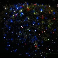 200 Solar LED Fairy Light String Christimas Party Wedding Garden Decor Xmas
