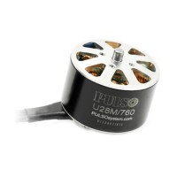 PULSO U28M 2814 KV760 Outrunner Brushless Motor 12N14P Special for Multicopter