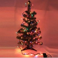 Brand New 3.1M 220V 100 LED String Fairy Lights Christmas Wedding Party Xmas Light