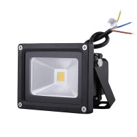 10W 12V LED Floodlight IP65 Waterproof Outdoor Flood Light Lamps Warm White Hot
