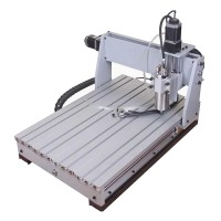 3-AXIS 6040Z-S65J CNC Router Engraver Drilling Milling Machine 220V&110V cmr