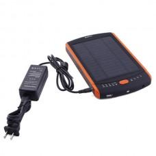 23000mAh Solar Panel USB Battery Charger for 12/16/19V Laptop/ phones/iPad dca