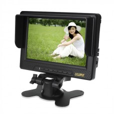 "LILLIPUT 7"" 668GL-70NP/H/Y LCD Field HD Monitor HDMI YPbPr DSLR Composite Input FPV Monitor"