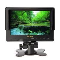 "LILLIPUT 667GL-70NP/H/Y 7"" LCD Camera Field Monitor HDMI YPbPr AV Input FPV Monitor"
