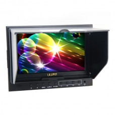 FPV Monitor Lilliput 5D-II HDMI In & Out Field DSLR HD HDMI LCD Monitor for Canon 5D2 Camera
