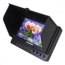 LILLIPUT 7'' 665/S/P FPv Field Monitor w/ 3G-SDI HDMI IN&OUT Peaking/Exposure/Histogram Function