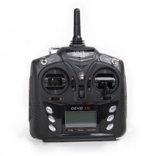 Walkera DEVO 7E Transmitter Remote Controller  for Helicopter Heli RC Control