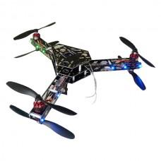 Feiyu-Y6 Scorpion Tricopter ARF Multicopter Glass Fiber Aircraft Frame Kit+Motor&ESC Combo