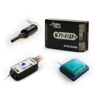 Feiyu FY-41AP-A Flight Controller for RC Fixed-wing Airplane w/ Air Speed Sensor & Power Manager
