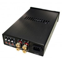LCD Display AC220V Remote Hi-Fi TDA8950 + LC75342 80WX2 Class-D AMP Stereo Audio Amplifier