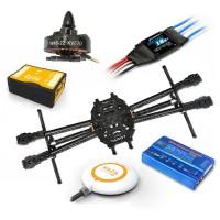 Tarot 650 FPV Quadcopter ARF Kit +Naza V2 Flight Controller +HL W4822 Motor /Hobbywing ESC+WFT07 Remote Controller