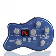 JOYO Mooer POGO Portable Guitar Multi-effects Processor + AC Adapter + 3M Meter