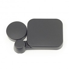 Black Protective Camera Lens Cap Cover + Housing Case Cover For Gopro HD Hero 3
