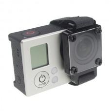 Gopro3 Camera Lens Protective Cover Lens w/ Fastener FPV For Gopro Hero3 Gopro