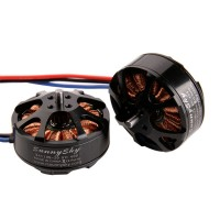 Sunnysky X4110S 400KV Brushless Disc Type 6S 12N14P Motor for Hexacopter Multicopter