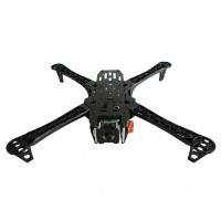 REPTILE-Aphid Alien X450 FPV Quadcopter Aircraft Frame Kit with 720 TVL CCD Camera Lens