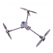REPTILE-ARROW-Y3 Tricopter Glass Fiber Three-axis Multicopter Frame for Gopro FPV