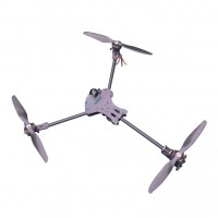 REPTILE-ARROW-Y3 Tricopter Carbon Fiber Three-axis Multicopter Frame for Gopro FPV