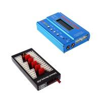 IMAX B6 Digital iMAX B6 Digital RC/ AC Balance Charger &Battery Balance Plate 2S-6S 7.4V-22.2v for Lipo Li-polymer Battery